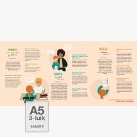 MediaDiamant - 9-12 jaar - Folder A5, 3-luik