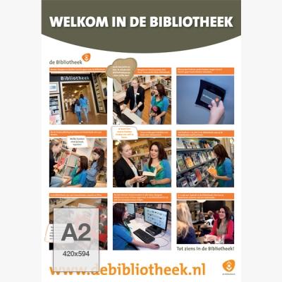 Poster A2 - Fotostrip (Nederlands) - 1 ex.