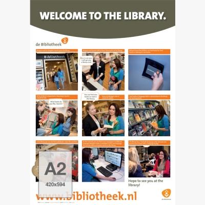 Poster A2 - Fotostrip (Engels) - 1 ex.