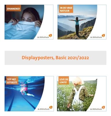 Klik hier voor Displayposters, Basic voorjaar 2021