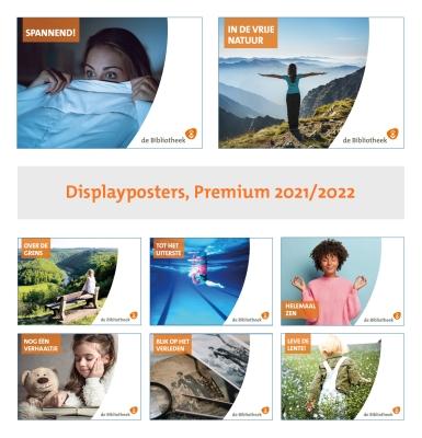 Klik hier voor Displayposters, Premium voorjaar 2021